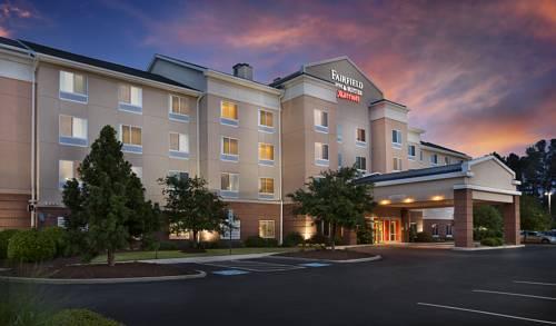 Fairfield Inn & Suites Elizabeth City Cover Picture
