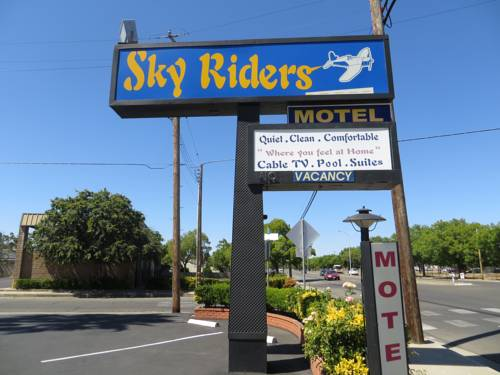 Sky Riders Motel Cover Picture