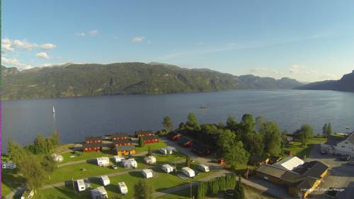 Sauda Fjord Camping Cover Picture
