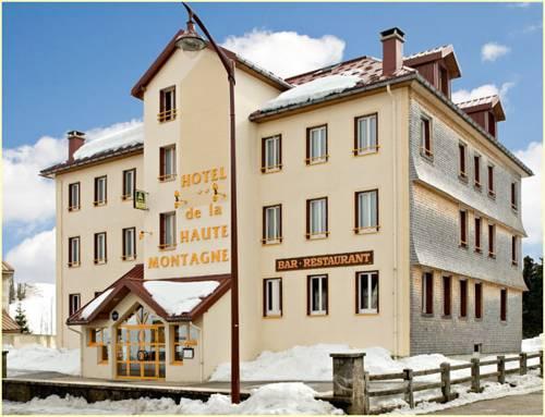 Hotel de la Haute Montagne Cover Picture