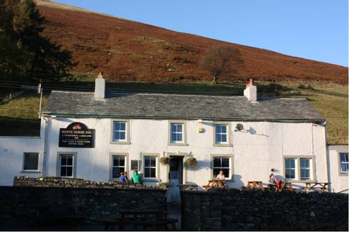 The White Horse Inn Bunkhouse Cover Picture
