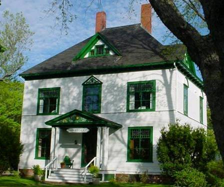 The Regent Bed & Breakfast Cover Picture