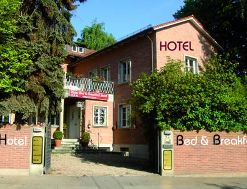 Hotel B&B Bredl in der Villa Ballestrem Cover Picture