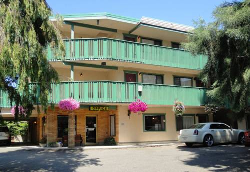Robin Hood Motel Cover Picture