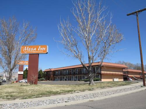 Mesa Inn Grand Junction Cover Picture