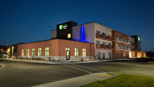 Holiday Inn Express Pocatello Cover Picture