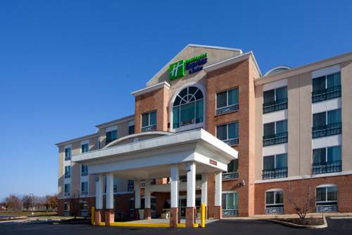 Holiday Inn Express Woodbridge Cover Picture
