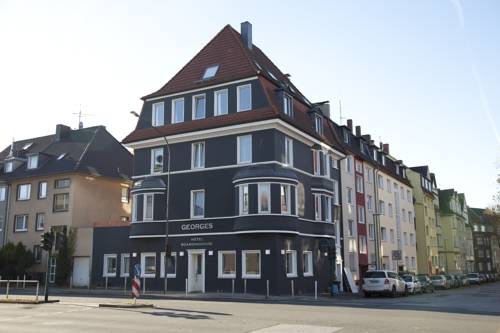 Boutique-Hotel & Boardinghouse GEORGES Cover Picture