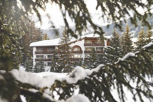 Arabella Hotel Waldhuus Swiss Quality Cover Picture