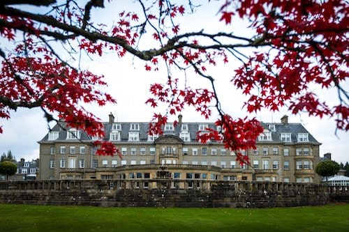 The Gleneagles Hotel Cover Picture