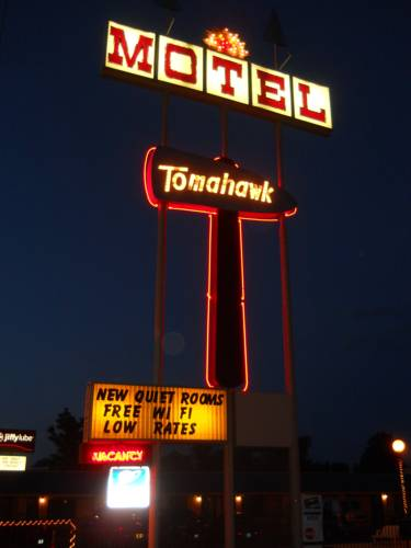 Tomahawk Lodge Cover Picture