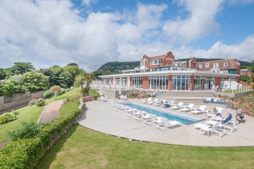 Sidmouth Harbour Hotel Cover Picture
