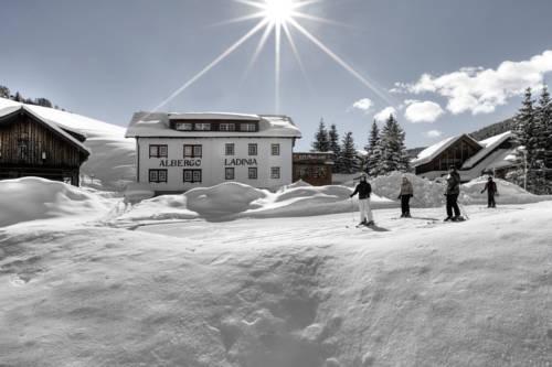 Berghotel Ladinia Cover Picture