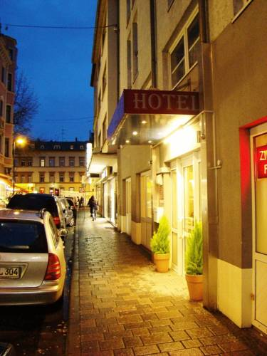 City Hotel Wiesbaden Cover Picture
