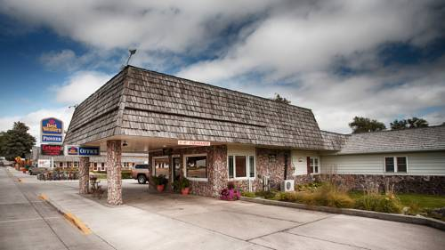 Best Western Pioneer Cover Picture