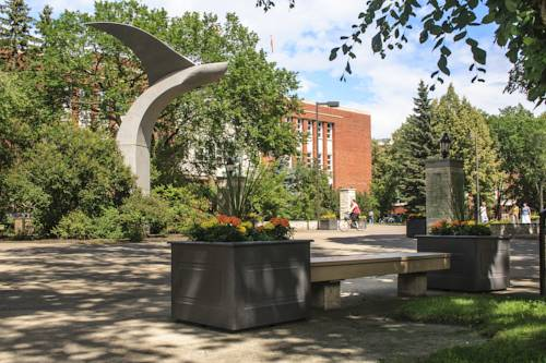 University of Alberta - Accommodation Cover Picture