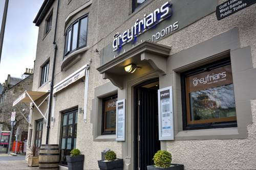 Greyfriars Hotel Cover Picture