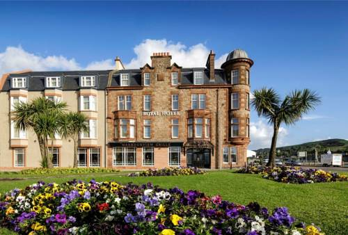 The Royal Hotel Campbeltown Cover Picture
