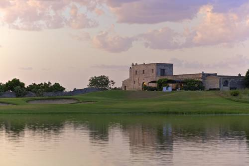 DoubleTree By Hilton Acaya Golf Resort Lecce Cover Picture