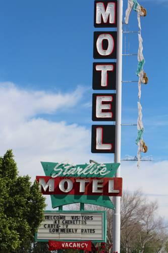 Starlite Motel Cover Picture