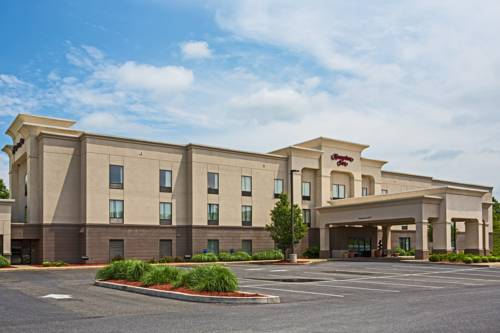 Hampton Inn Clearfield Cover Picture