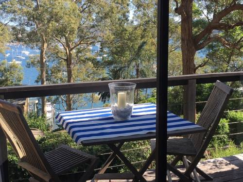 Refuge Cove On Pittwater Cover Picture