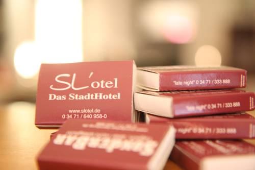 SL'otel - Das Stadthotel Cover Picture