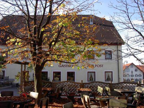 Gasthof zur Post Cover Picture