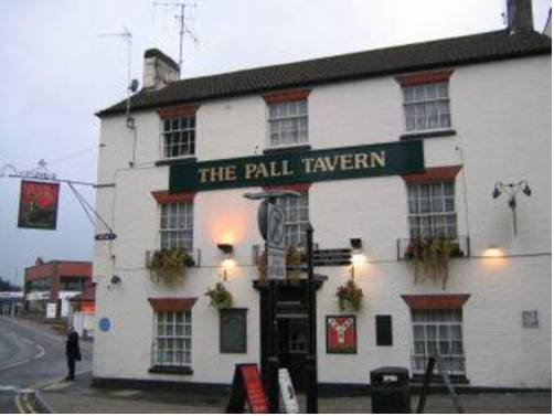The Pall Tavern Cover Picture