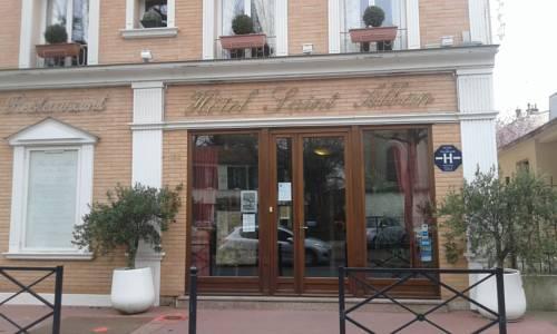 Hôtel Saint Alban Cover Picture
