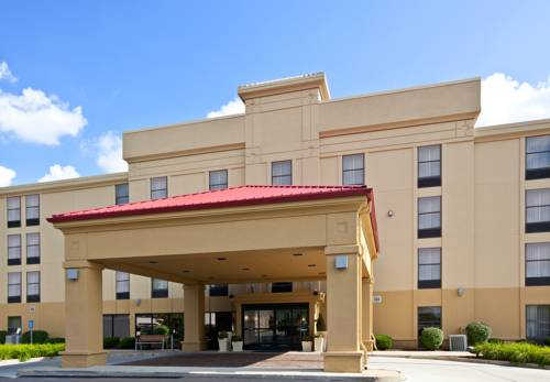 Holiday Inn Express Indianapolis South Cover Picture
