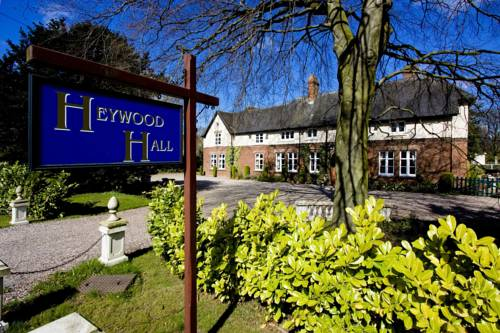 Heywood Hall Cover Picture