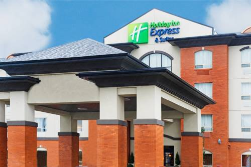 Holiday Inn Express Hotel & Suites - Slave Lake Cover Picture