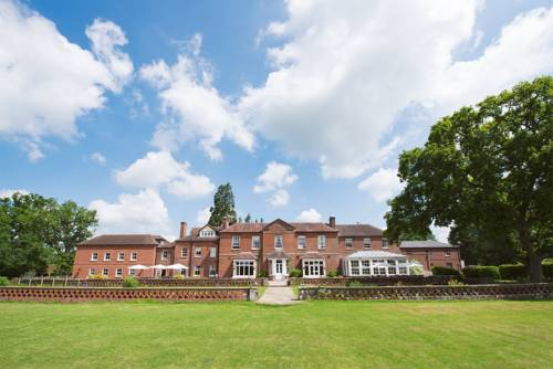 Bartley Lodge Hotel Cover Picture