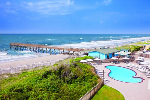 DoubleTree by Hilton Atlantic Beach Oceanfront Cover Picture