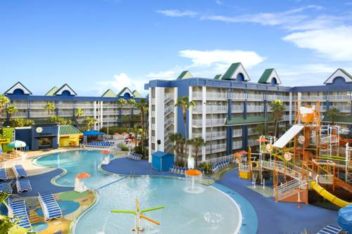 Holiday Inn Resort Orlando Suites - Waterpark Cover Picture