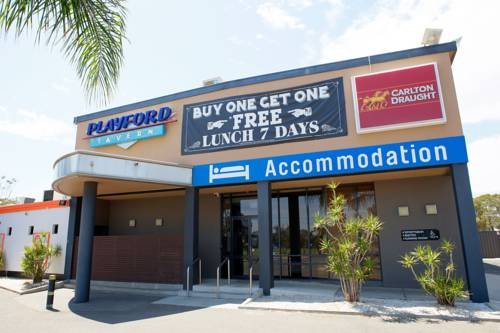 Playford Tavern Cover Picture