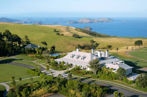 The Lodge at Kauri Cliffs Cover Picture