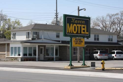 Haven Motel Cover Picture