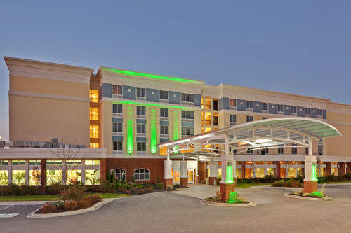 Holiday Inn Hotel & Suites Barboursville Cover Picture