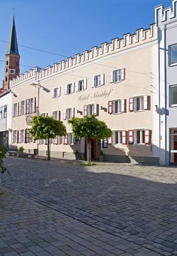 Hotel-Gasthof Postbräu Dingolfing Cover Picture