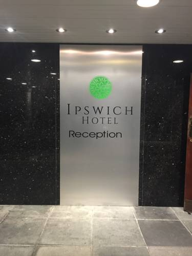 Best Western Ipswich Hotel Cover Picture