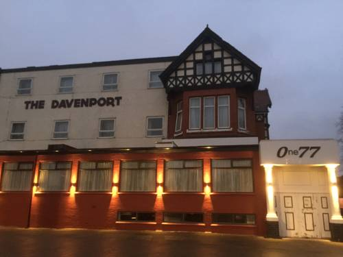 The Davenport Cover Picture
