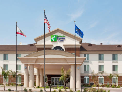 Holiday Inn Express Hotel & Suites Dinuba West Cover Picture
