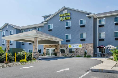 MainStay Suites Barnesville - Frackville Cover Picture