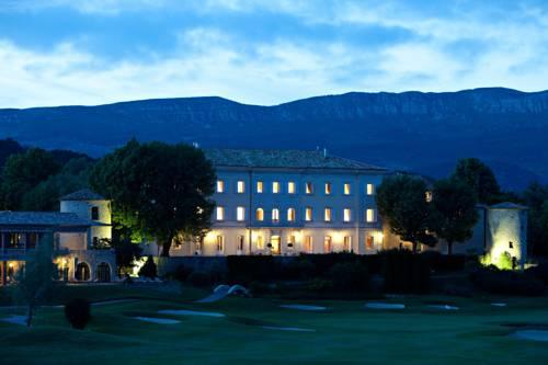 Château et Golf De Taulane Cover Picture
