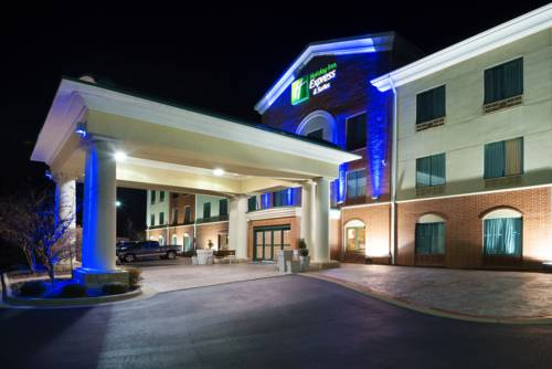 Holiday Inn Express Suites Little Rock West Cover Picture