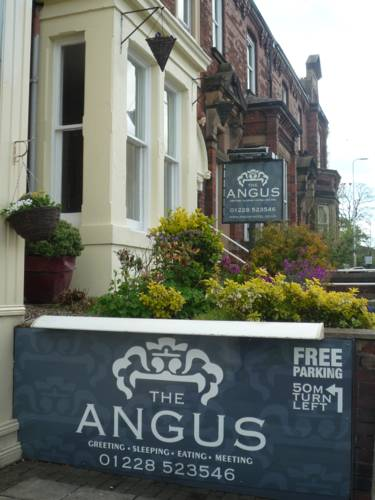 Angus Hotel Cover Picture
