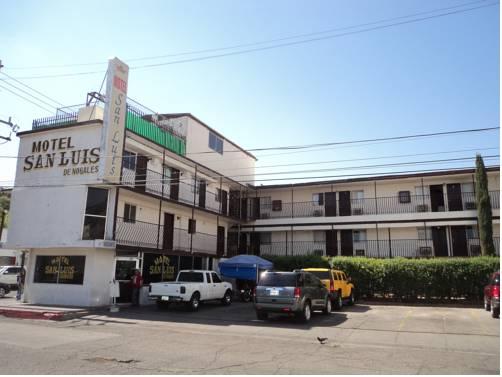 Hotel San Luis de Nogales Cover Picture
