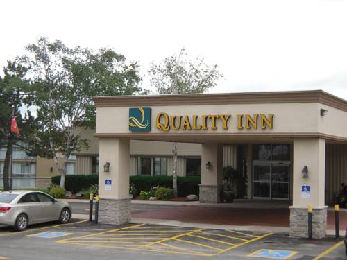 Quality Inn Owen Sound Cover Picture
